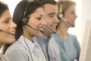 a well tailored contact center